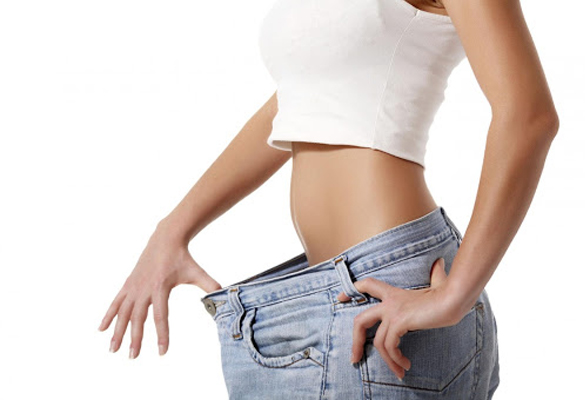 Weight reduction after pregnancy in diabetic